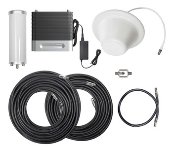 weBoost Office 100 Signal Booster System Kit Contents