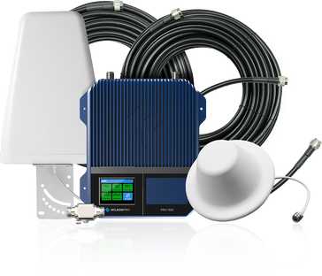 WilsonPro's New Pro 1100 Large Building Signal Booster System