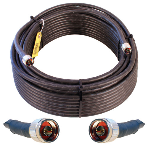 Wilson 400 Ultra Low-Loss Coax Cable NM/NM 100 Feet