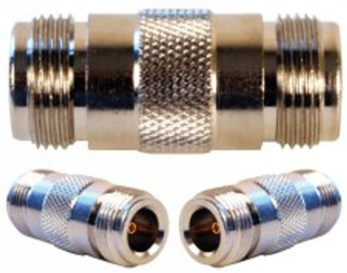 Threaded N Female To N Female Barrel Adapter - 971117