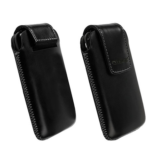 Krusell Vinga Mobile Phone Pouch Black Large