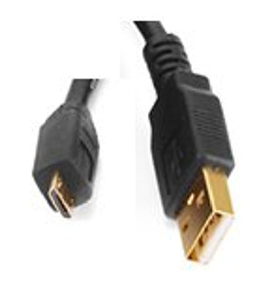 3 Foot USB 2.0 Cable - A M / MicroUSB 5pin M GP