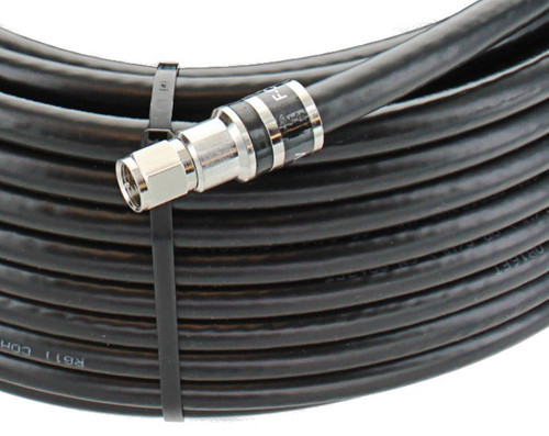 Wilson RG-11 Coax Cable 50 FT F Male