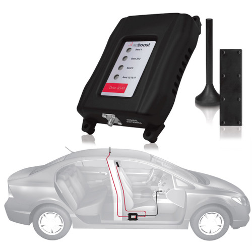 weBoost Drive 4G-M Mobile Cellular Signal Booster [470121] *DISCONTINUED