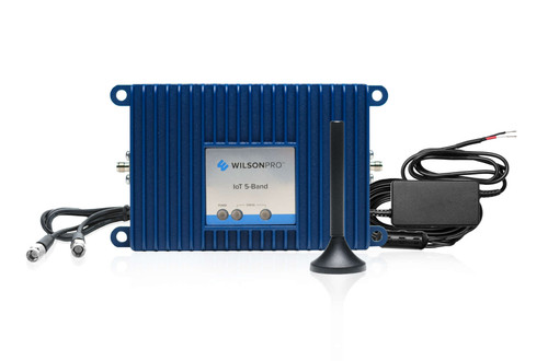 WilsonPro IoT 5-Band Cell Signal Booster [Hardwire Power] 460219