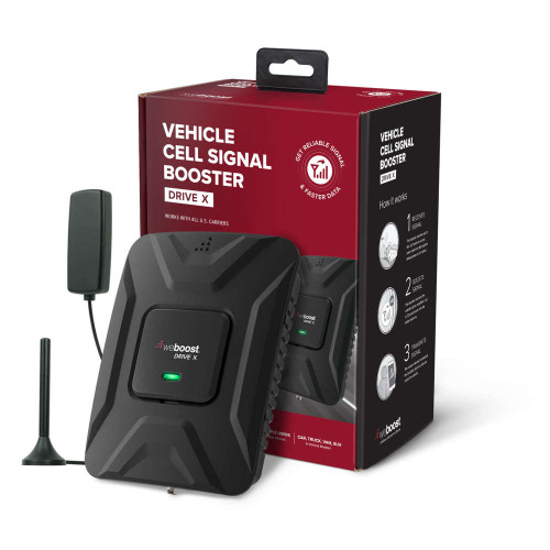 weBoost Drive 4G-X Cellular Booster