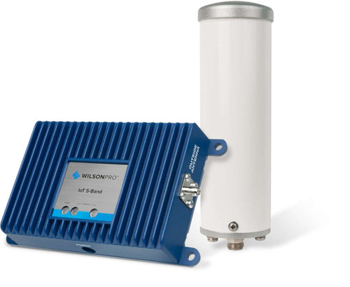 WilsonPro Pro IoT 5-Band Cellular Security Alarm Signal Booster 461119