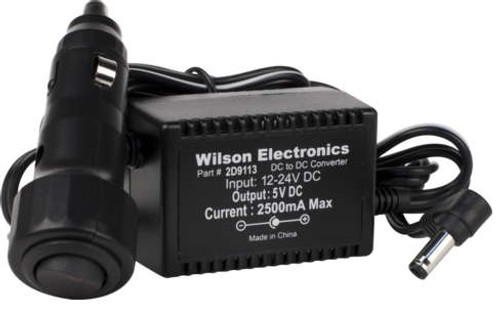 weBoost DC/DC Vehicle Power Supply For Home-4G RV-4G 859113
