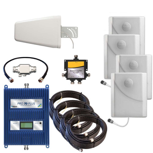 WilsonPro 70 PLUS Large Building Signal Booster System