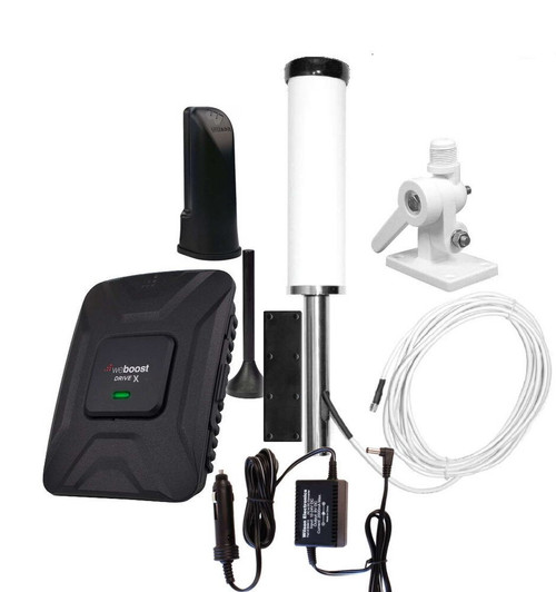 weBoost Drive X Marine Mobile Signal Booster System