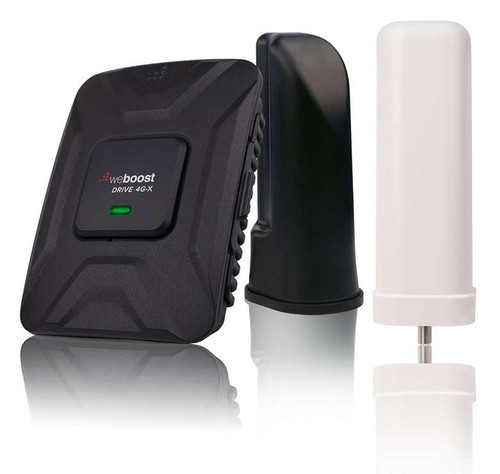 weBoost Drive 4G-X RV Cellular Signal Booster System