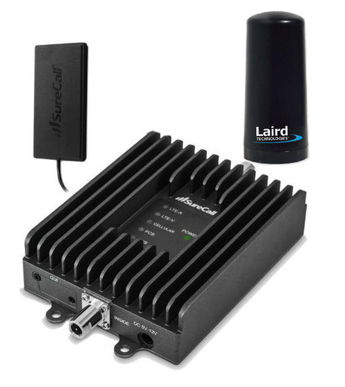 SureCall Fusion2Go 3.0 With Laird Hole Mount Antenna