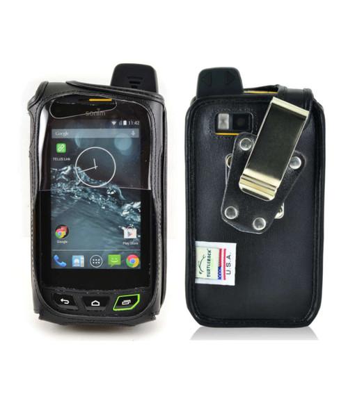 Sonim XP7 Leather Case