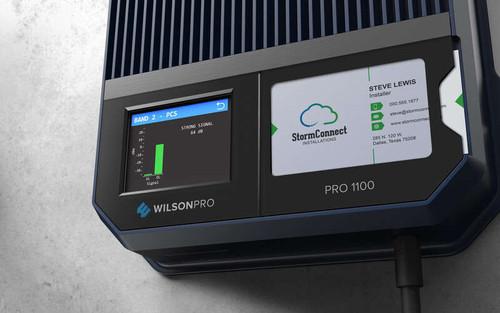 Pro 1100 Control Panel