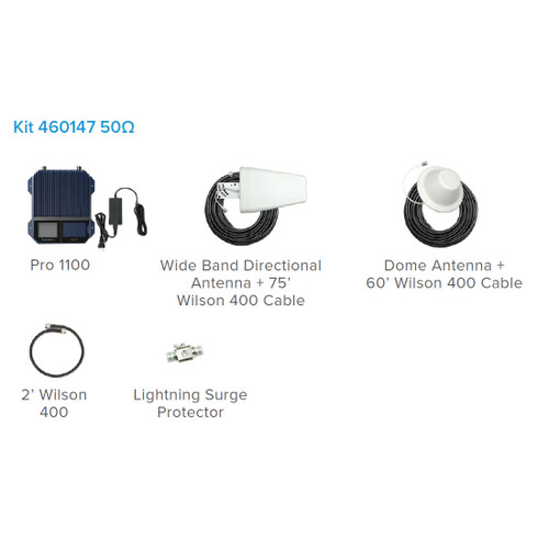 Pro 1100 Package Contents