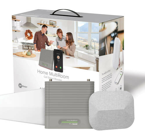 weBoost Home MultiRoom Signal Booster System 47014