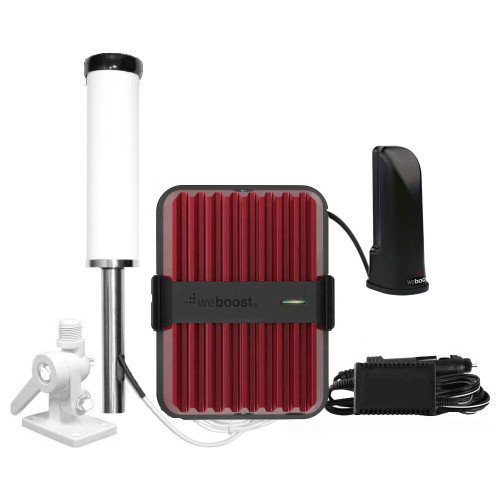 weBoost Drive Reach Marine Mobile Signal Booster System