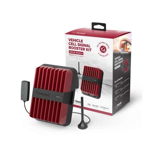 weBoost Drive Reach Mobile Signal Booster System