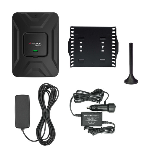 weBoost Drive X - Kit Contents