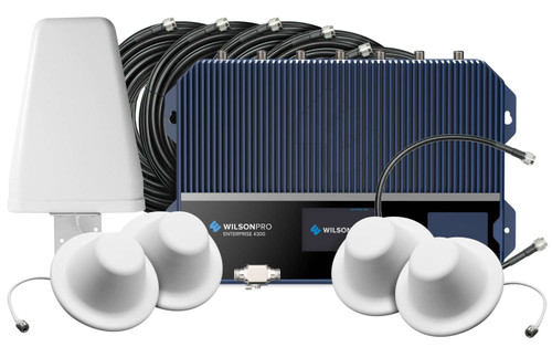 WilsonPro Enterprise 4300 Commercial Building Signal Booster 460152