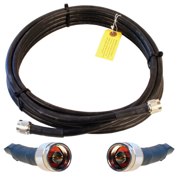Wilson 400 Ultra Low-Loss Coax Cable NM/NM 20 Feet
