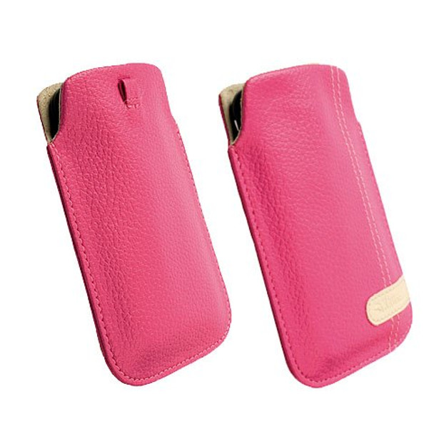 Krusell GAIA Mobile Phone Pouch Large Pink