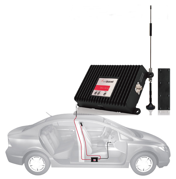weBoost 470102 Drive 3G-M Mobile Cellular Signal Booster *DISCONTINUED
