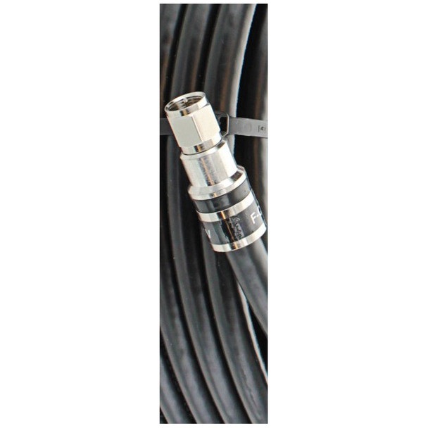 Wilson RG-11 Coax Cable 2 Foot F Male 951127