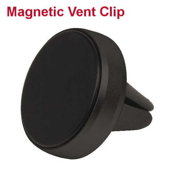 Magnetic Vent Clip
