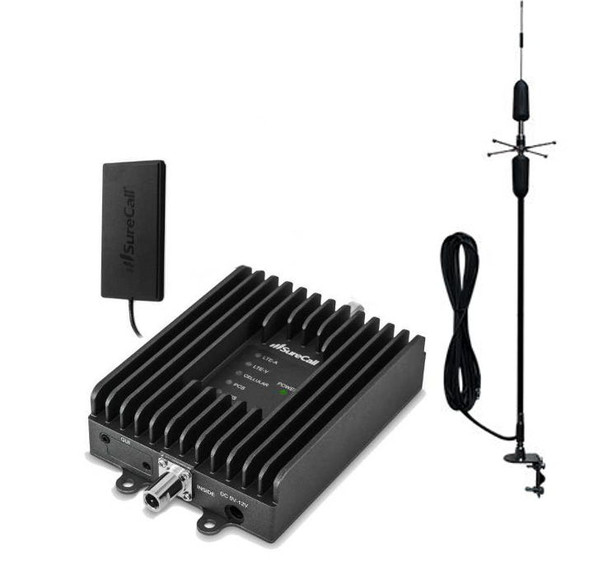SureCall Fusion2Go 3.0 With Truck Antenna