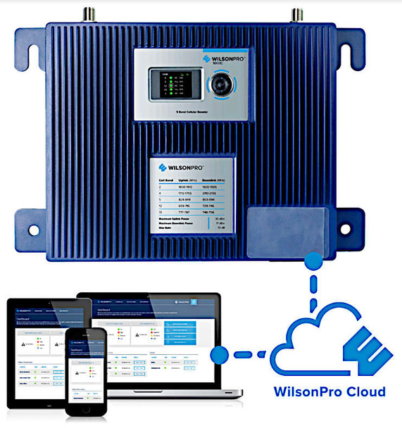 WilsonPro 1000c CLOUD Large Building Cell Signal Booster System