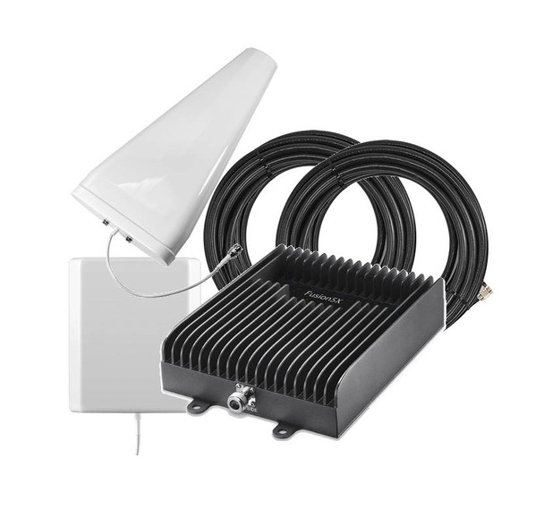 SureCall Fusion5X 2.0 Building 3G/4G Signal Booster PANEL Indoor Ant