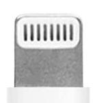 Image Of Apple Lightning Charger Plug