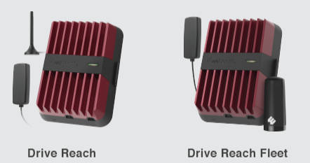 Image of weBoost Drive Reach & Drive Reach Fleet