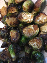 Brussels Sprouts everyone loves!
