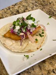 Cinco de Mayo - Fish Tacos