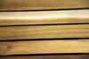 "The EcoDecors Eleganto 40"" x 20"" Slatted Solid Teak Bath Floor Mat in EarthyTeak Finish"
