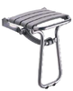 Eleganto wall mounted fold away wall mounted disability shower chair