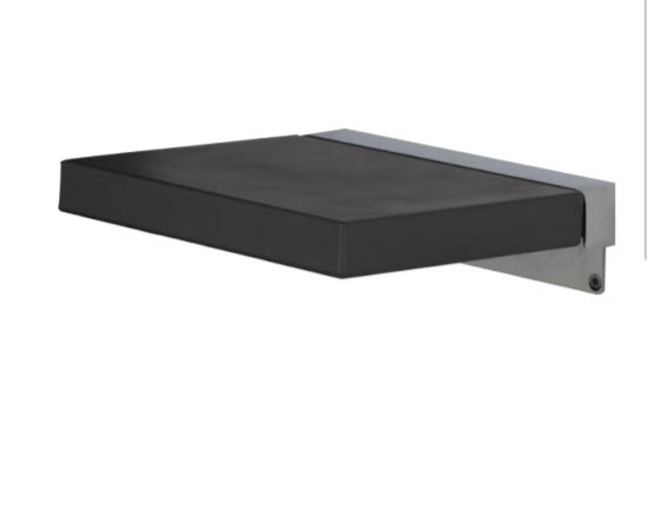 black polyurethane shower seat shower chair