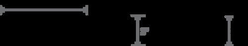 Innovato SwapAble Wall Mounted Ebony Gray Mini Compact Shower Shelf