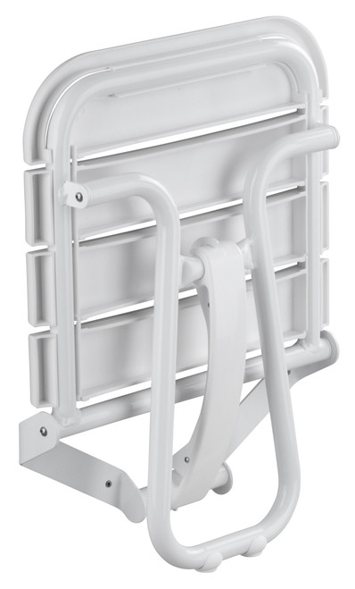 Comfortique wall mounted foldaway shower chair