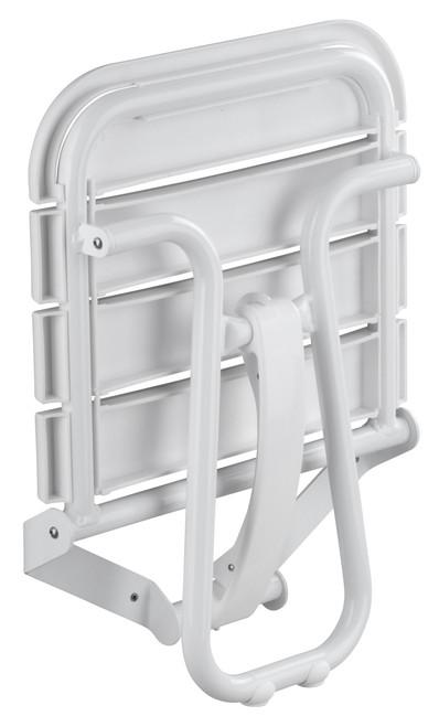Comfortique wall mounted foldaway shower chair