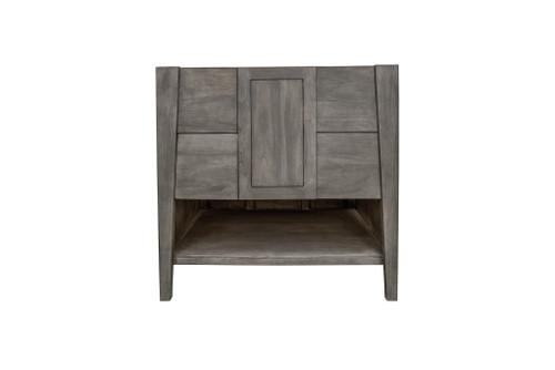 CoastalVogue Significado 36in Wide Vanity ST-BT-36A-GR in a Gray Finish