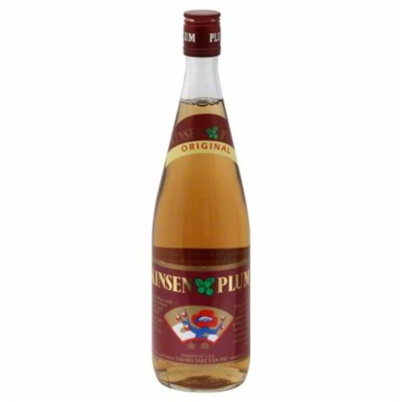 Kinsen Plum Wine 750ml
