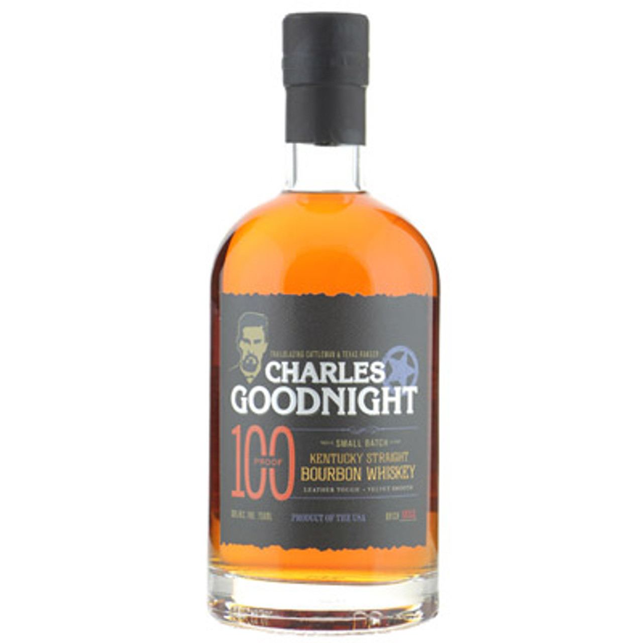 Charles Goodnight Bourbon 750ml