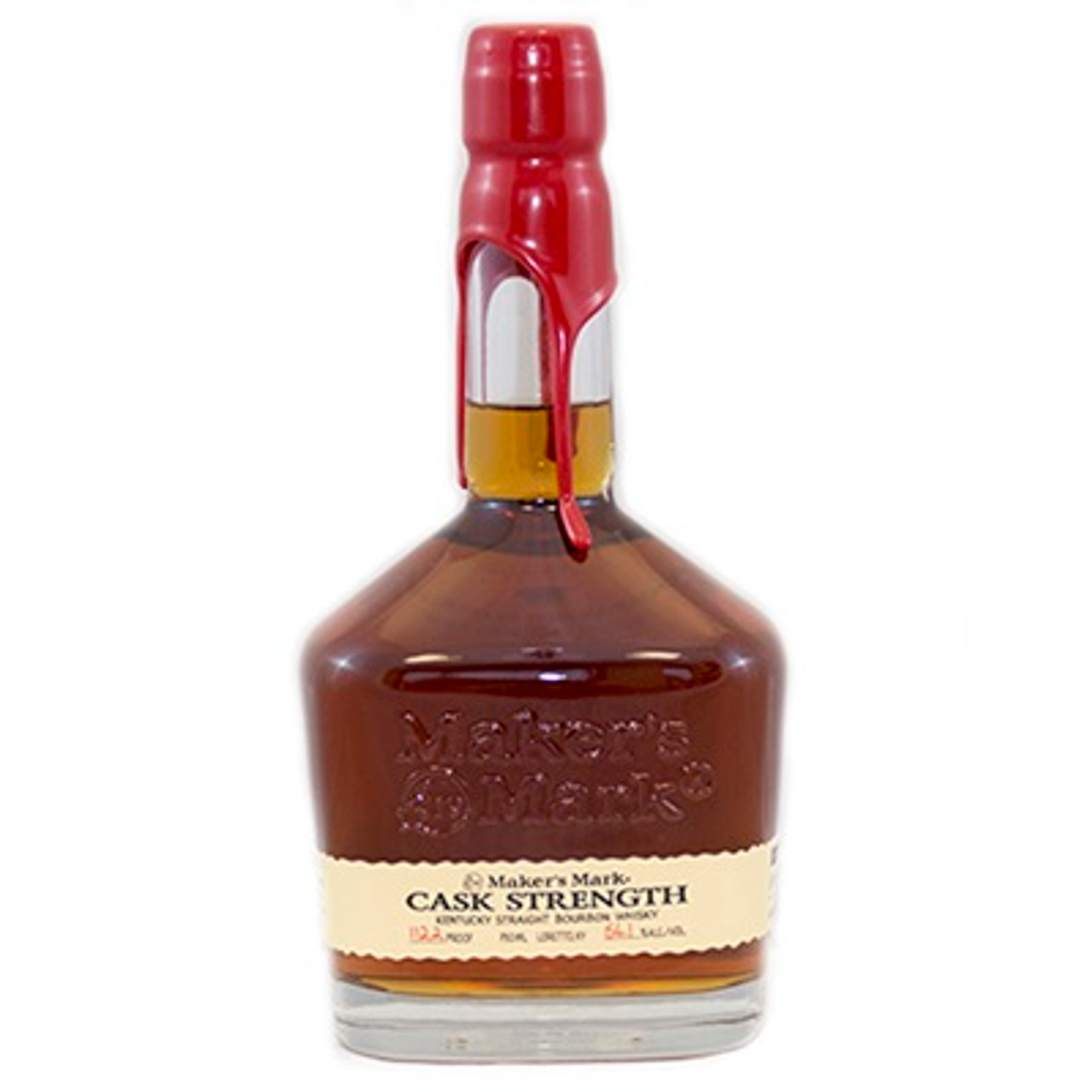 Makers Mark Cask Strength Bourbon 750ml