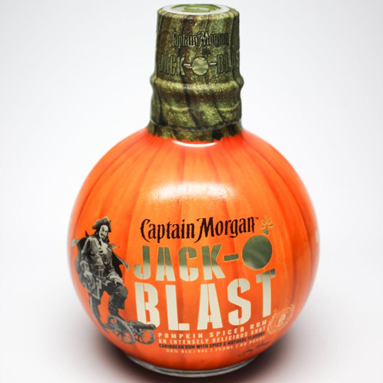 Captain Morgan Jack-O Blast Rum 750ml