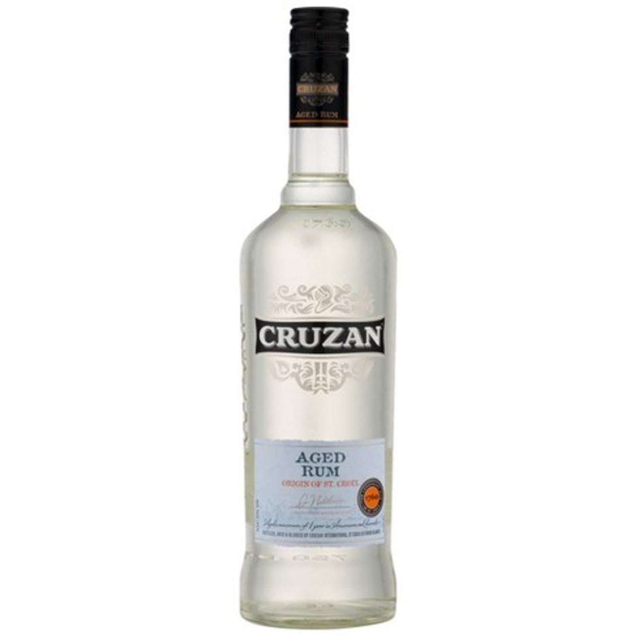 Cruzan Light Rum 750ml