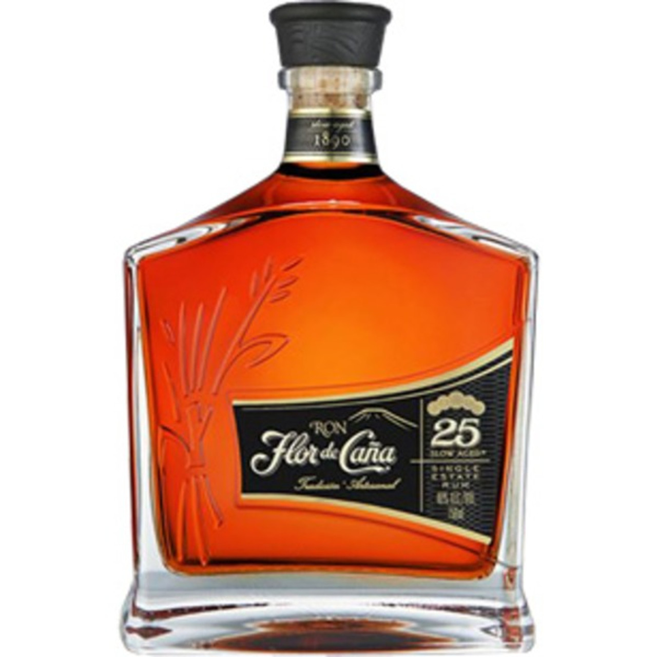 Flor De Cana 25 Year Rum 750ml