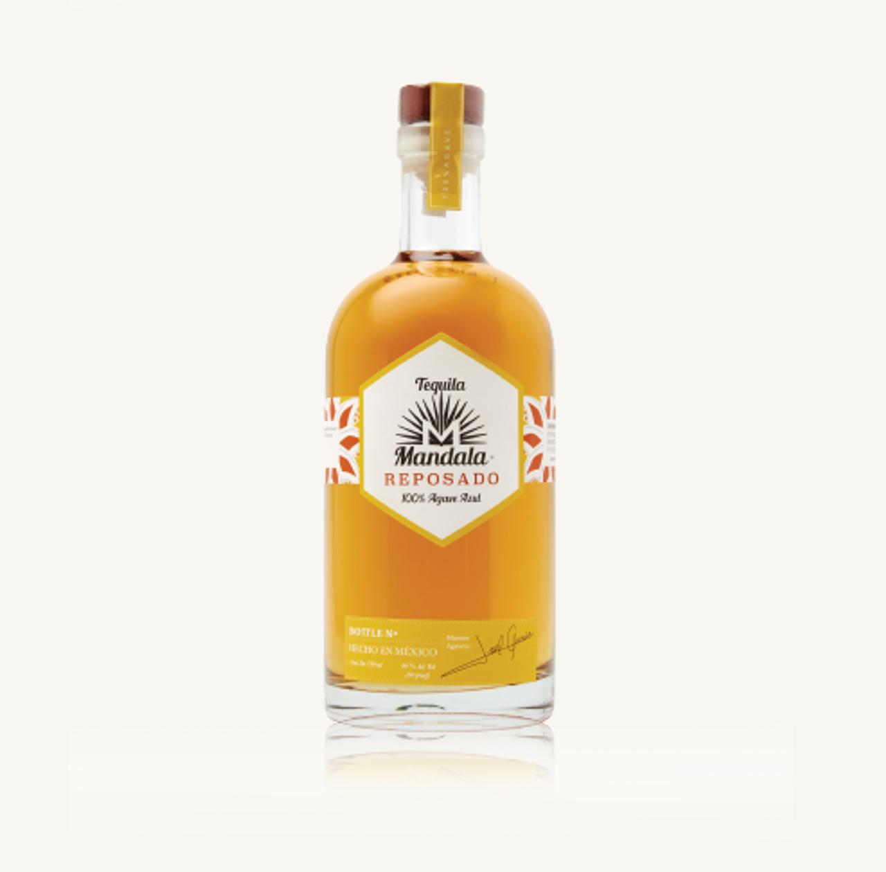 Mandala Reposado Tequila 750ml